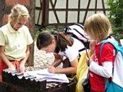 Kindergeburtstag im Rheinland-Pfälzischen Freilichtmuseum Bad Sobernheim