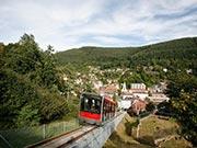 Sommerbergbahn in Bad Wildbad