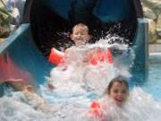Kindergeburtstag im Schaumbergbad in Tholey