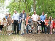 Walderlebnispfad in Bötzingen