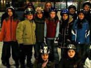 Kindergeburtstag in der Eissporthalle Dinslaken