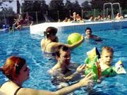Kindergeburtstag im Freizeitbad Heveney