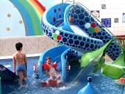 Kindergeburtstag im Aqualand in Köln
