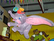 Kindergeburtstag im Trampolini in Merzig