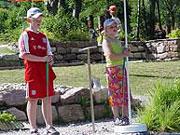 Kindergeburtstag im Adventure Golfpark Enzklösterle