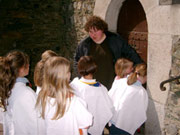 Kindergeburtstag auf Schloss Braunfels