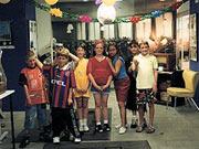 Kindergeburtstag im Rundfunkmuseum in Fürth