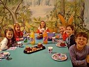 Kindergeburtstag im Funtastic in Linden