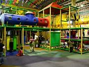 Indoorspielplatz Trampolini in Merzig