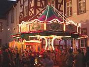 Weihnachtsmarkt in Rüdesheim
