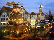 Weihnachtsmarkt in Cottbus