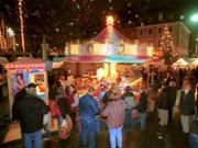 Weihnachtsmarkt in Lörrach