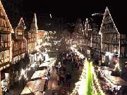 Weihnachtsmarkt in Rotenburg