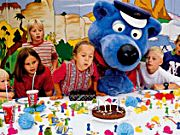 Kindergeburtstag im Ravensburger Spieleland