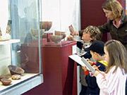 Kindergeburtstag im Ägyptischen Museum