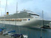 Costa Kreuzfahrtschiff