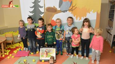 Kinder bei Erste Hilfe Kurs