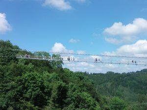 Seilhängebrücke Harz