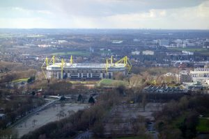 Fußballstadion Dortmund