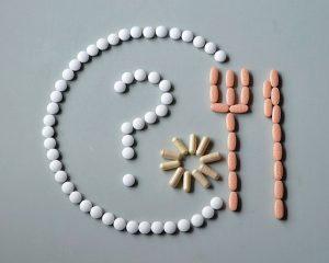 Nahrungsergaenzungsmittel Pillen
