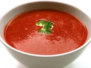 Leckere Tomatensuppe