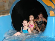 Kindergeburtstag im Erlebnisbad TURM Erlebniscity Oranienburg