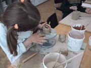 Kindergeburtstag im Museum für Angewandte Kunst