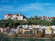 die Burg zu Burghausen