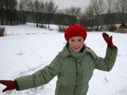Spiele auf dem Eis für Kindergeburtstag
