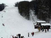 Skifahren auf der Schäbischen Alb