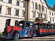 Der Citytrain in Vaduz