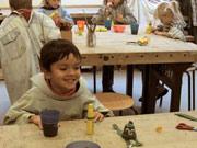 Kindergeburtstag im Stadtmuseum in Hofheim