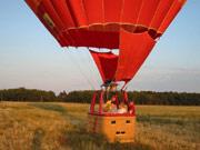 Ballonfahrt über Berlin