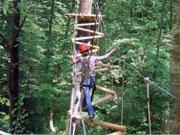 Kletterwald Lauschhütte