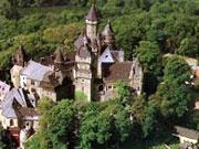 Familienausflug zum Schloss Braunfels