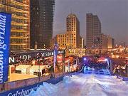 Winterwelt am Potsdamer Platz