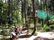 Kletterwald Niederrhein in Viersen