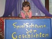Kindergeburtstag in der Spielscheune der Geschichten in Hamburg