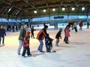 Eisstadion in Landshut