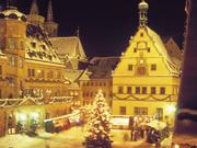 Weihnachtsmarkt Rothenburg