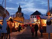 Weihnachtsmarkt in Bayreuth