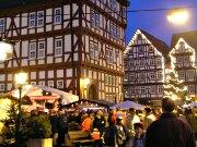 Advents- und Weihnachtsmarkt in Melsungen