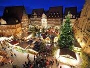 Weihnachtsmarkt in Hildesheim