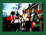 Sinterklaasfest im Holländischen Viertel Potsdam