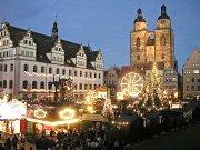 Weihnachtsmarkt in der Lutherstadt Wittenberg