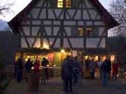 Weihnachtsmarkt im Bauernhausmuseum Wolfegg