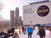 Eislaufen auf dem Bikini Berlin