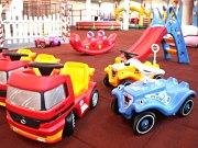 Jo-Jo Indoor-Kinder-Spiel und Erlebnispark