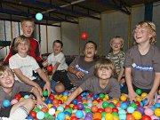 Kindergeburtstag in der SoccaFive Arena