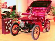 Das Automobilmuseum Fritz B. Busch in Wolfegg